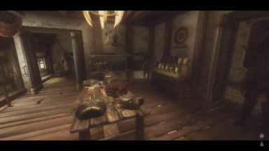 Warmaiden's Overhaul mod - SC ENB Series - Upstairs supply room