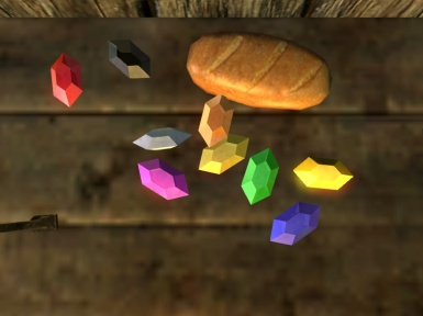 Relics of Hyrule Rupees