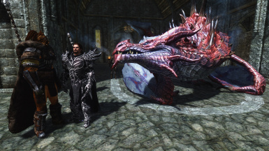 Gearing up for Alduin