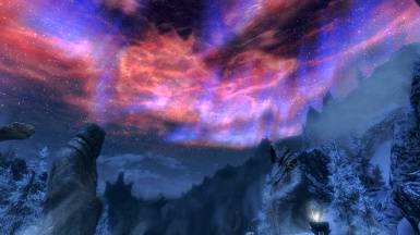 Arrival at Sovngarde