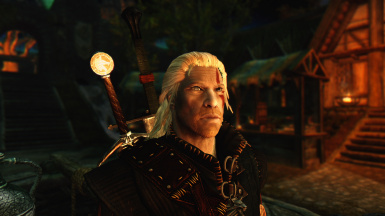 Old witcher for the last hunt