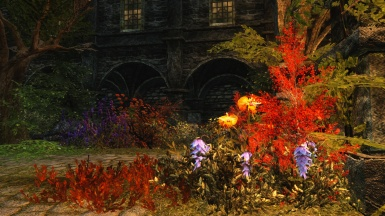 real flower in skyrim
