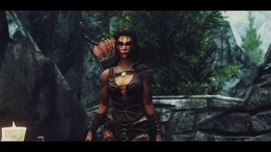 Morrigan the bosmer witch 3