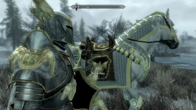 Sweet horse armour