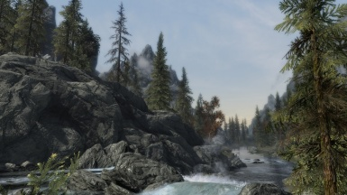 Whiterun Hold Riverwood River