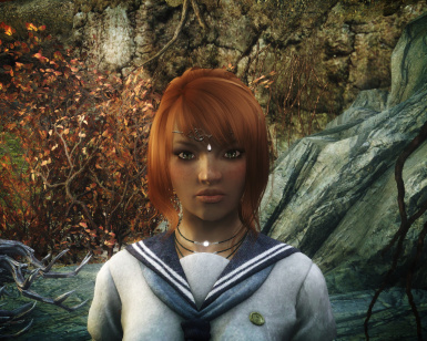 My current char