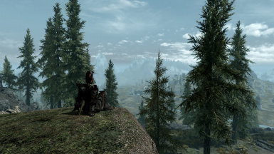 Watching Over Whiterun
