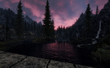 A Nice Evening in Riverwood