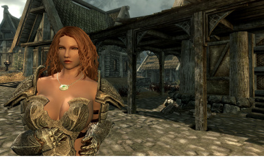 Elizabeth in Whiterun