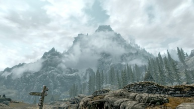 Mighty mountain