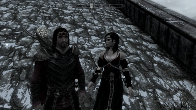 The new Lords of Castle Volkihar