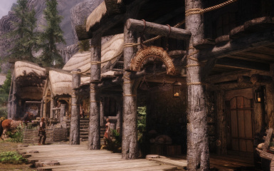 The Riverwood Trader