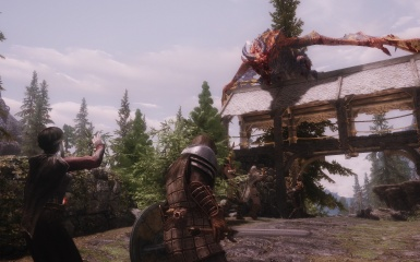Attack on Riverwood