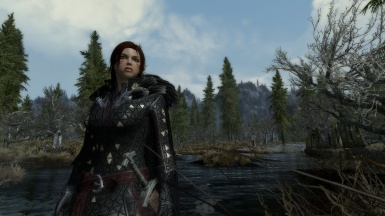 Raven Witch Armor