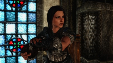Lydia Huscarl of Whiterun