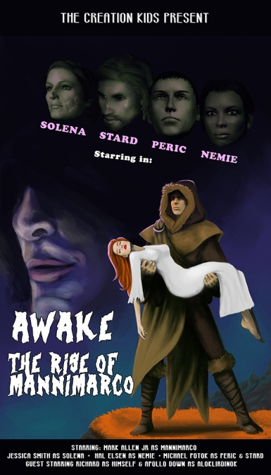 Awake The Rise of Mannimarco Poster