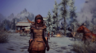 Finally done creating my character