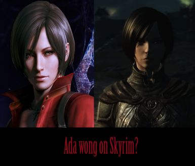 I think i accidentally recreated Ada wong