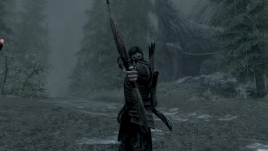 My Bosmer Charater