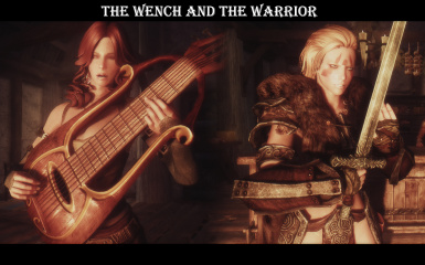 The Wench and the Warrior