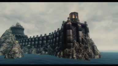 Port Kharis - Stronghold of Humanity on Mystra
