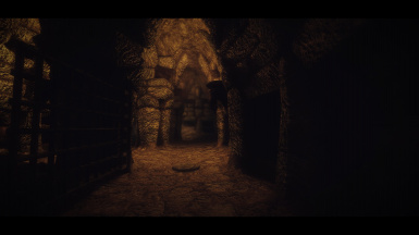 The Trap in the Bleak Falls Temple