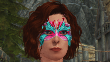 Scarlet ENB merged character creation layer