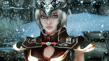 Lv Lingqi from Dynasty Warriors 8