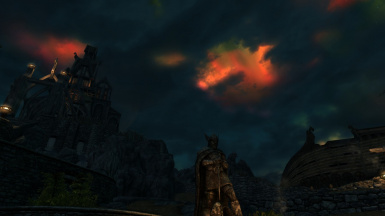 Night Over Whiterun