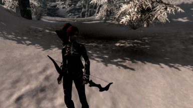 The Archer In The Snow