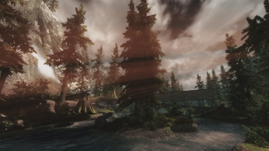 The road to Helgen