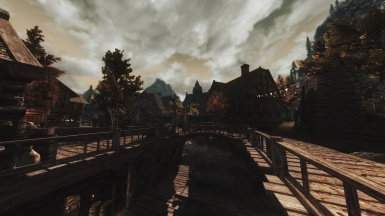Afternoon in Riften