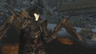 Its a little cold in Skyrim