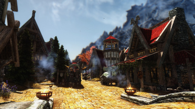 You never grow tired of Whiterun