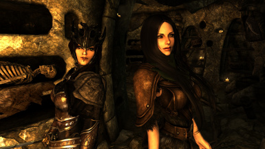 Amy and Serana
