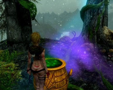 Stop And Smell The Daedric Hallucinogenic Incense