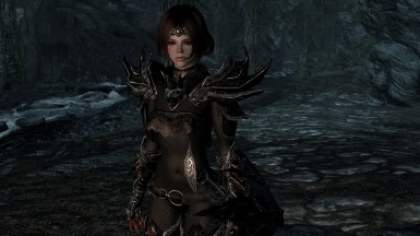 Serious in Daedric