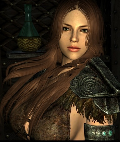Aela the Huntress - NEW APPEARANCE -