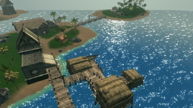 Preview of Tropic Island Mod