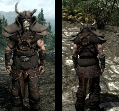 Armor Of The Isen Wiht In-Game01