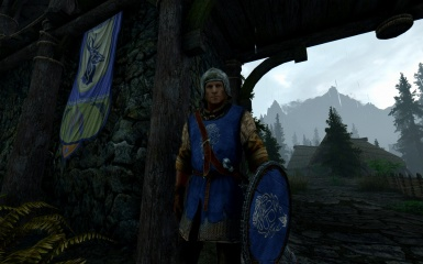 Skyrim -  Falkreath guard