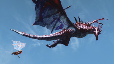 Wings of a Dovah