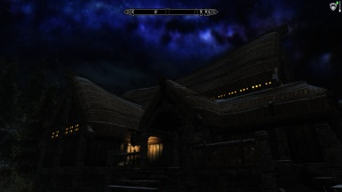Morthal night
