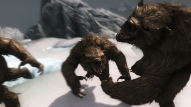 And Werebears Oh My