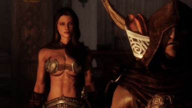 Lydia and Faendal