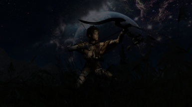 Hunting by Moonlight