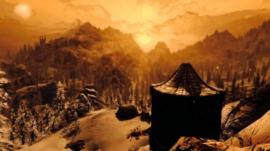 Exit from Blackreach