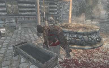 only in Riften you forge a thief