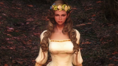 Noble Wedding Dress
