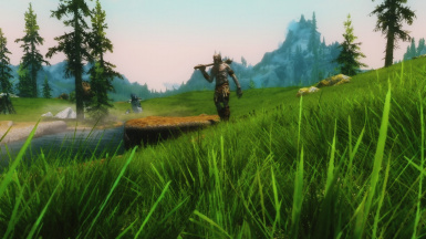 MY GRASS MOD - TEST 2